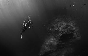 深海の写真